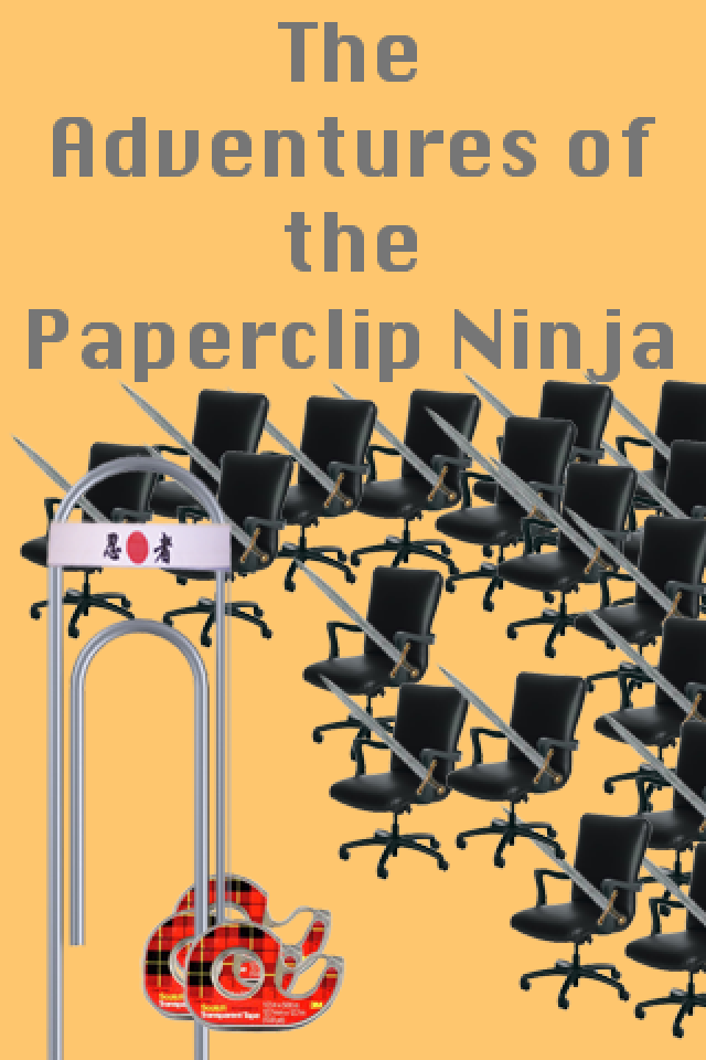 Screenshot Paperclip Ninja
