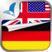 Learn GERMAN PLUS - English German Audio Phrasebook and Dictionary for