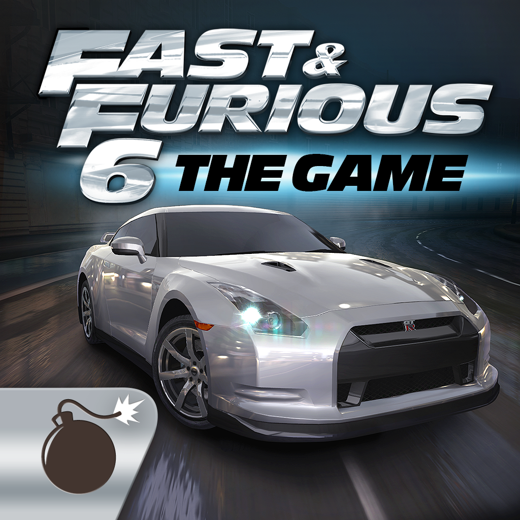 Fast & Furious 6: Il Gioco (AppStore Link)